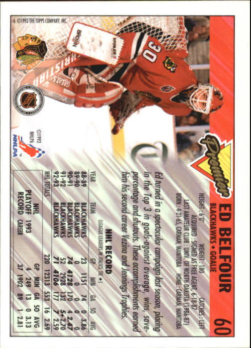 1993-94-Topps-Premier-Hk-s-1-250-Rookies-You-Pick-Buy-10-cards-FREE-SHIP thumbnail 116