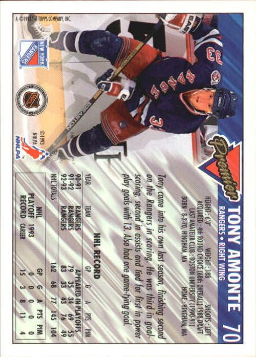 1993-94-Topps-Premier-Hk-s-1-250-Rookies-You-Pick-Buy-10-cards-FREE-SHIP thumbnail 135