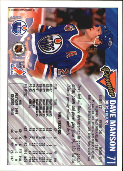 1993-94-Topps-Premier-Hk-s-1-250-Rookies-You-Pick-Buy-10-cards-FREE-SHIP thumbnail 137