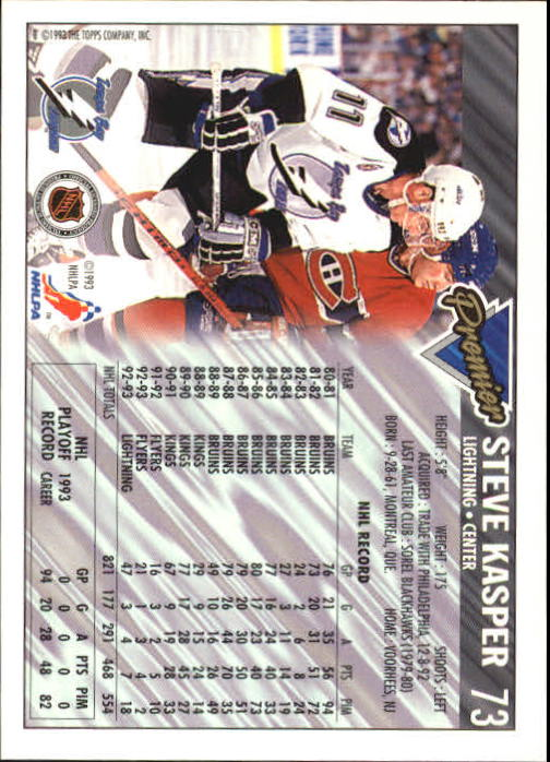 1993-94-Topps-Premier-Hk-s-1-250-Rookies-You-Pick-Buy-10-cards-FREE-SHIP thumbnail 141