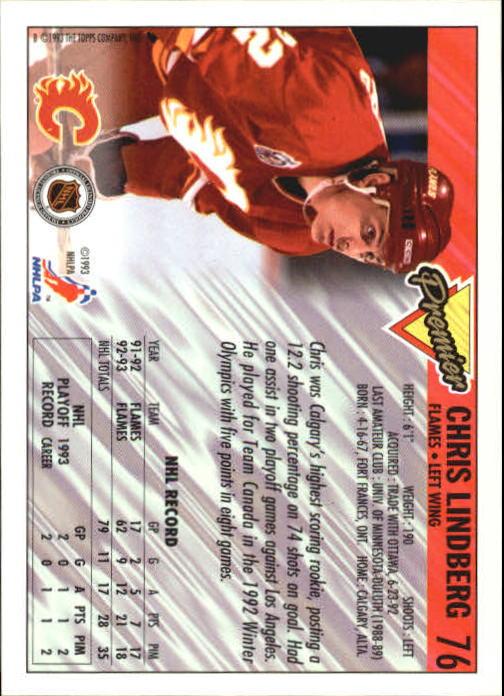 1993-94-Topps-Premier-Hk-s-1-250-Rookies-You-Pick-Buy-10-cards-FREE-SHIP thumbnail 146