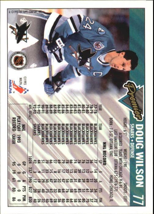 1993-94-Topps-Premier-Hk-s-1-250-Rookies-You-Pick-Buy-10-cards-FREE-SHIP thumbnail 148