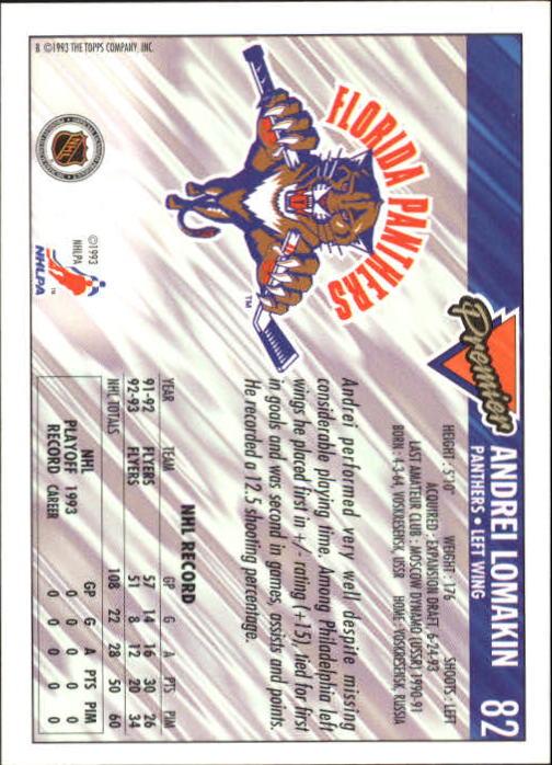 1993-94-Topps-Premier-Hk-s-1-250-Rookies-You-Pick-Buy-10-cards-FREE-SHIP thumbnail 158