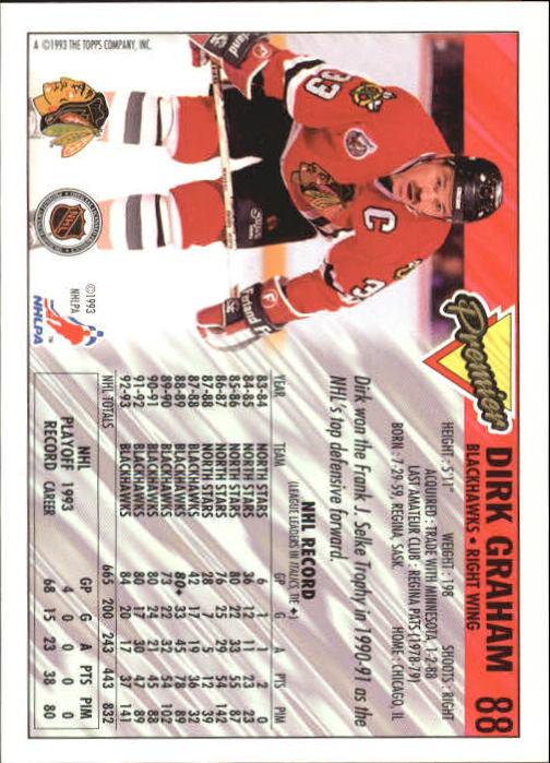 1993-94-Topps-Premier-Hk-s-1-250-Rookies-You-Pick-Buy-10-cards-FREE-SHIP thumbnail 168