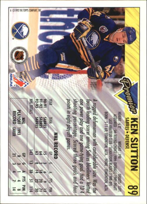 1993-94-Topps-Premier-Hk-s-1-250-Rookies-You-Pick-Buy-10-cards-FREE-SHIP thumbnail 170