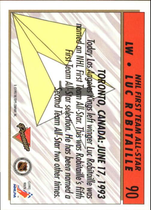 1993-94-Topps-Premier-Hk-s-1-250-Rookies-You-Pick-Buy-10-cards-FREE-SHIP thumbnail 172