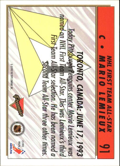 1993-94-Topps-Premier-Hk-s-1-250-Rookies-You-Pick-Buy-10-cards-FREE-SHIP thumbnail 174
