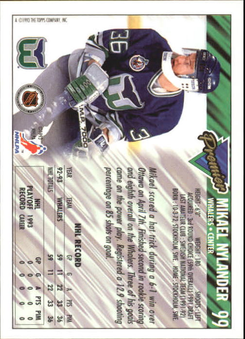 1993-94-Topps-Premier-Hk-s-1-250-Rookies-You-Pick-Buy-10-cards-FREE-SHIP thumbnail 188