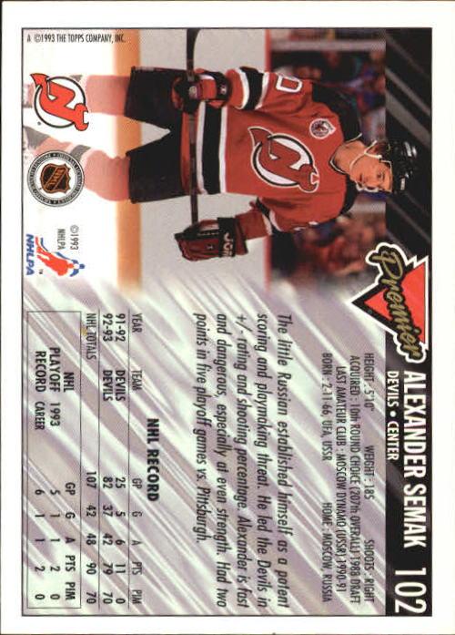 1993-94-Topps-Premier-Hk-s-1-250-Rookies-You-Pick-Buy-10-cards-FREE-SHIP thumbnail 193