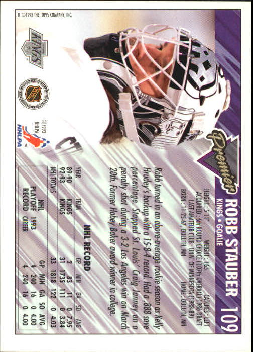 1993-94-Topps-Premier-Hk-s-1-250-Rookies-You-Pick-Buy-10-cards-FREE-SHIP thumbnail 207