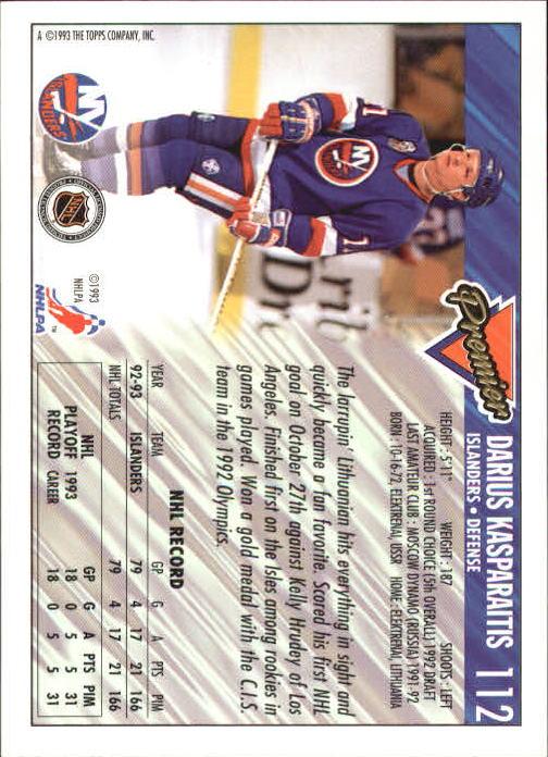 1993-94-Topps-Premier-Hk-s-1-250-Rookies-You-Pick-Buy-10-cards-FREE-SHIP thumbnail 212
