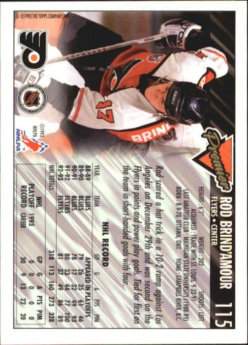 1993-94-Topps-Premier-Hk-s-1-250-Rookies-You-Pick-Buy-10-cards-FREE-SHIP thumbnail 218
