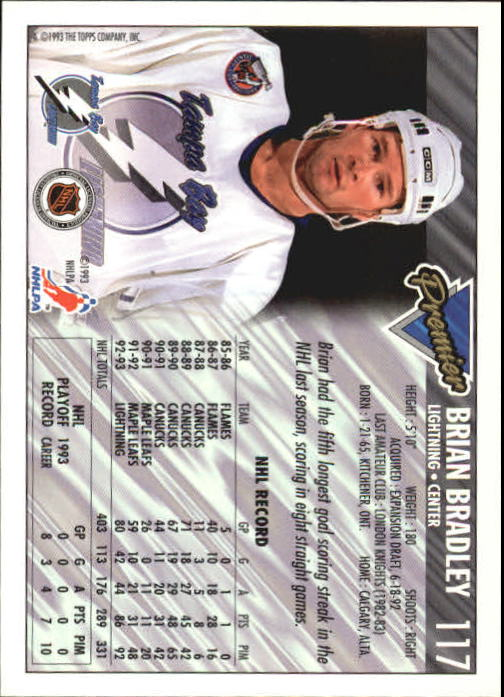 1993-94-Topps-Premier-Hk-s-1-250-Rookies-You-Pick-Buy-10-cards-FREE-SHIP thumbnail 222
