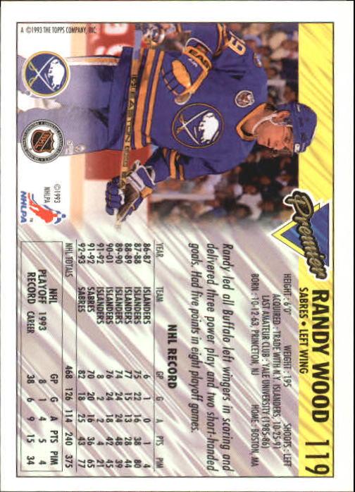 1993-94-Topps-Premier-Hk-s-1-250-Rookies-You-Pick-Buy-10-cards-FREE-SHIP thumbnail 226