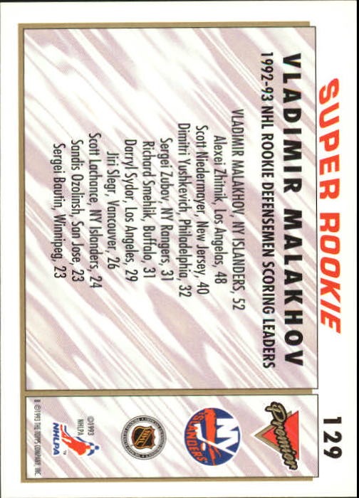 1993-94-Topps-Premier-Hk-s-1-250-Rookies-You-Pick-Buy-10-cards-FREE-SHIP thumbnail 245