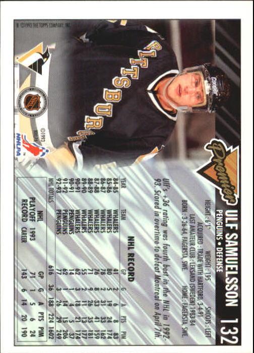 1993-94-Topps-Premier-Hk-s-1-250-Rookies-You-Pick-Buy-10-cards-FREE-SHIP thumbnail 250
