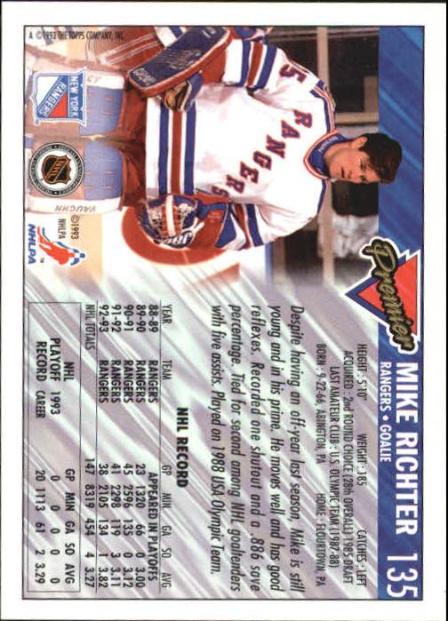 1993-94-Topps-Premier-Hk-s-1-250-Rookies-You-Pick-Buy-10-cards-FREE-SHIP thumbnail 256