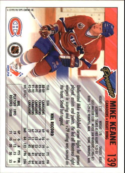 1993-94-Topps-Premier-Hk-s-1-250-Rookies-You-Pick-Buy-10-cards-FREE-SHIP thumbnail 263