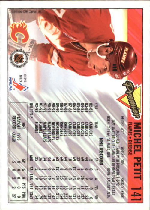 1993-94-Topps-Premier-Hk-s-1-250-Rookies-You-Pick-Buy-10-cards-FREE-SHIP thumbnail 267