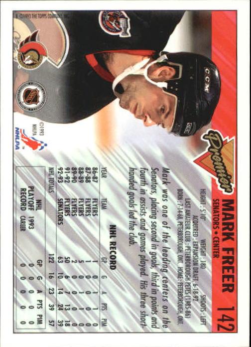 1993-94-Topps-Premier-Hk-s-1-250-Rookies-You-Pick-Buy-10-cards-FREE-SHIP thumbnail 269