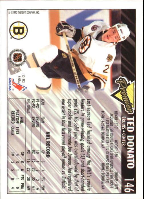 1993-94-Topps-Premier-Hk-s-1-250-Rookies-You-Pick-Buy-10-cards-FREE-SHIP thumbnail 277