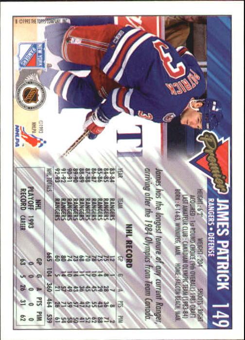 1993-94-Topps-Premier-Hk-s-1-250-Rookies-You-Pick-Buy-10-cards-FREE-SHIP thumbnail 283