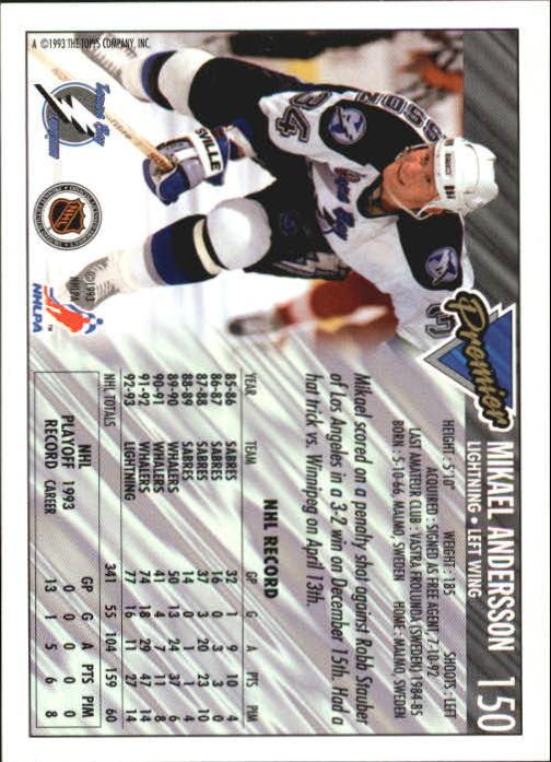 1993-94-Topps-Premier-Hk-s-1-250-Rookies-You-Pick-Buy-10-cards-FREE-SHIP thumbnail 285