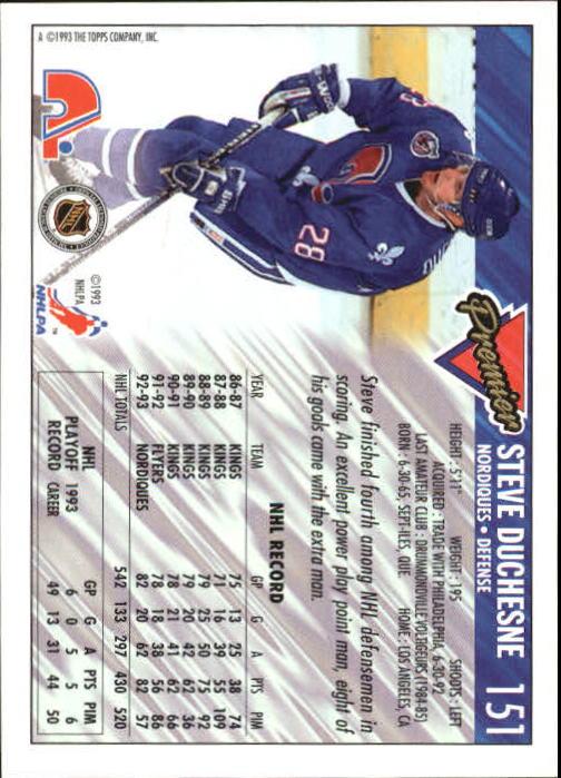 1993-94-Topps-Premier-Hk-s-1-250-Rookies-You-Pick-Buy-10-cards-FREE-SHIP thumbnail 287