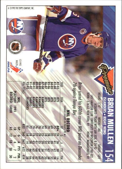 1993-94-Topps-Premier-Hk-s-1-250-Rookies-You-Pick-Buy-10-cards-FREE-SHIP thumbnail 292