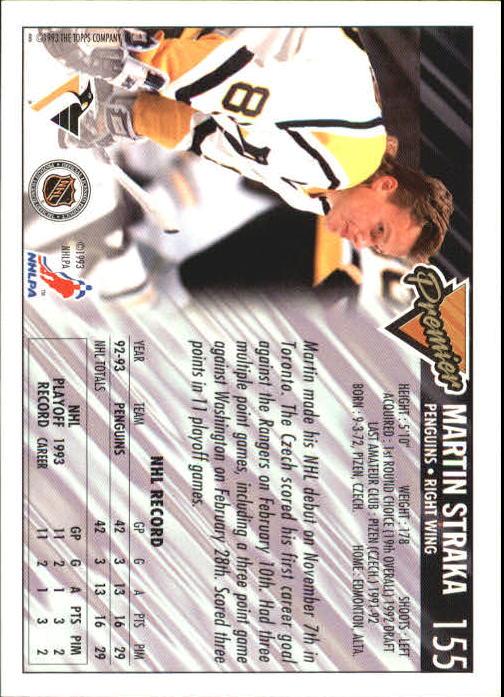 1993-94-Topps-Premier-Hk-s-1-250-Rookies-You-Pick-Buy-10-cards-FREE-SHIP thumbnail 294