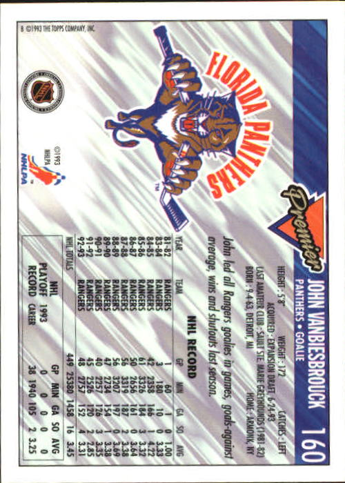 1993-94-Topps-Premier-Hk-s-1-250-Rookies-You-Pick-Buy-10-cards-FREE-SHIP thumbnail 303