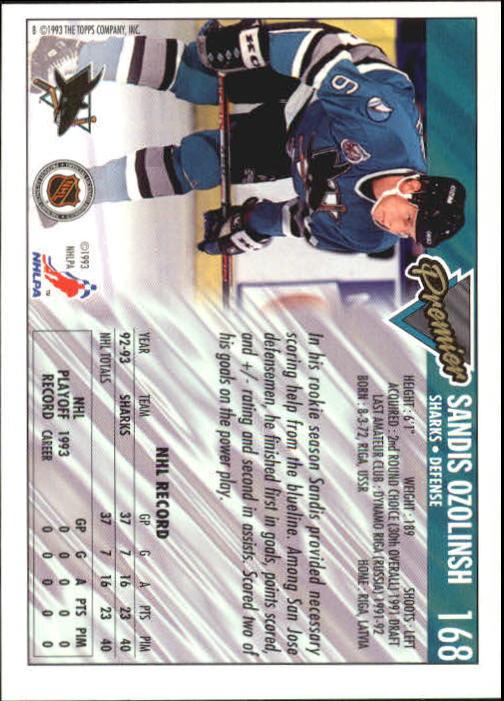 1993-94-Topps-Premier-Hk-s-1-250-Rookies-You-Pick-Buy-10-cards-FREE-SHIP thumbnail 318