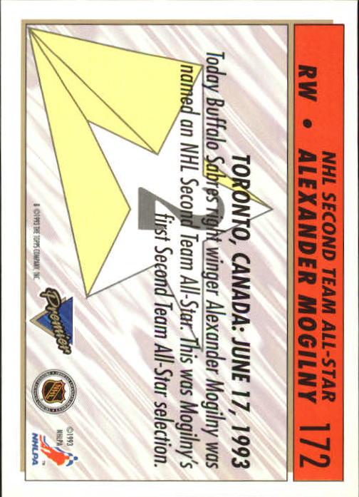 1993-94-Topps-Premier-Hk-s-1-250-Rookies-You-Pick-Buy-10-cards-FREE-SHIP thumbnail 324