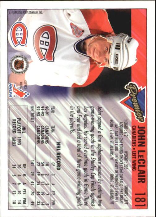 1993-94-Topps-Premier-Hk-s-1-250-Rookies-You-Pick-Buy-10-cards-FREE-SHIP thumbnail 340