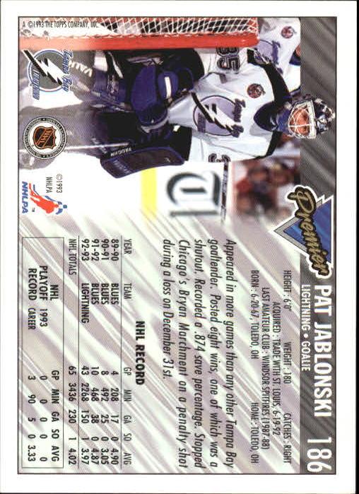 1993-94-Topps-Premier-Hk-s-1-250-Rookies-You-Pick-Buy-10-cards-FREE-SHIP thumbnail 350