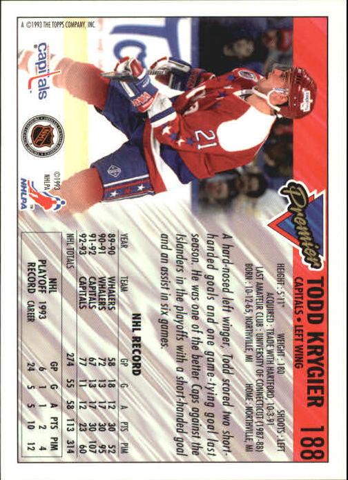 1993-94-Topps-Premier-Hk-s-1-250-Rookies-You-Pick-Buy-10-cards-FREE-SHIP thumbnail 354