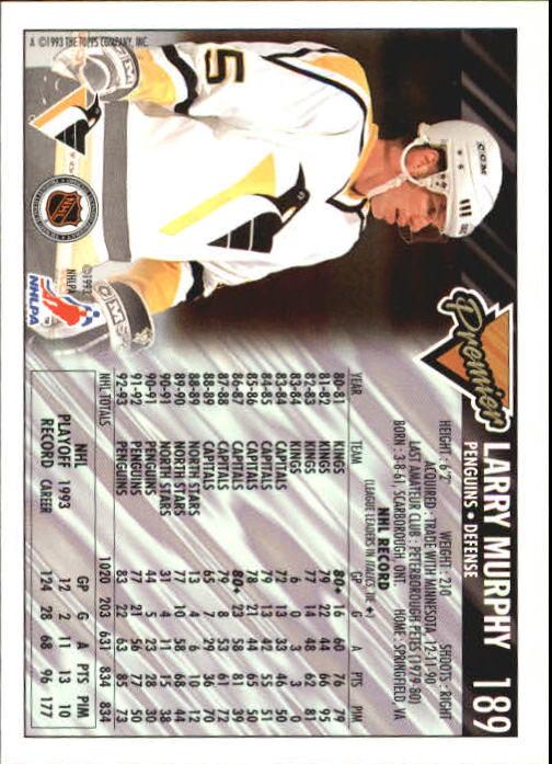 1993-94-Topps-Premier-Hk-s-1-250-Rookies-You-Pick-Buy-10-cards-FREE-SHIP thumbnail 356