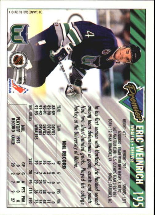 1993-94-Topps-Premier-Hk-s-1-250-Rookies-You-Pick-Buy-10-cards-FREE-SHIP thumbnail 368