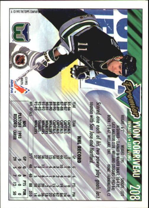 1993-94-Topps-Premier-Hk-s-1-250-Rookies-You-Pick-Buy-10-cards-FREE-SHIP thumbnail 391