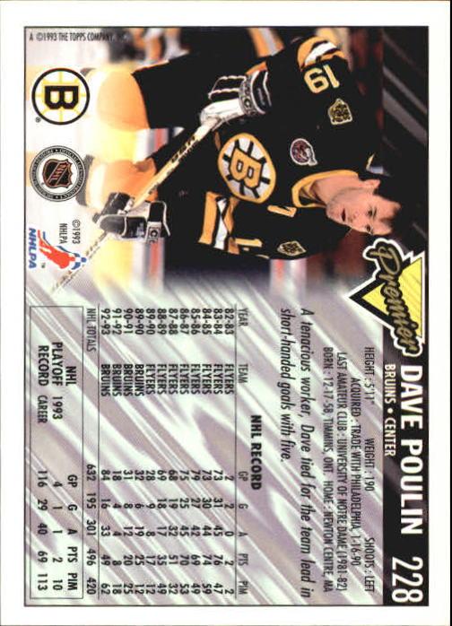 1993-94-Topps-Premier-Hk-s-1-250-Rookies-You-Pick-Buy-10-cards-FREE-SHIP thumbnail 427