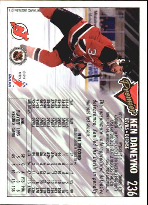 1993-94-Topps-Premier-Hk-s-1-250-Rookies-You-Pick-Buy-10-cards-FREE-SHIP thumbnail 439