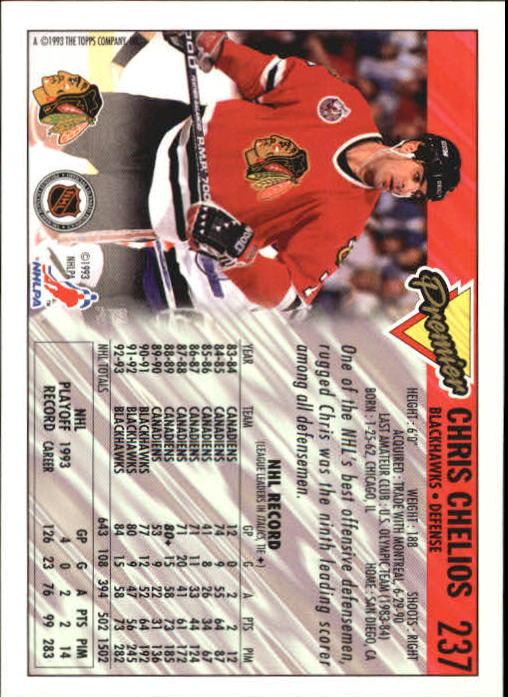 1993-94-Topps-Premier-Hk-s-1-250-Rookies-You-Pick-Buy-10-cards-FREE-SHIP thumbnail 441