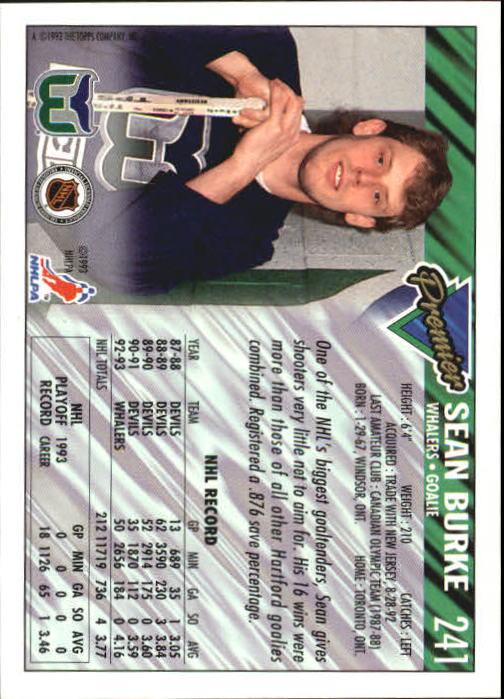 1993-94-Topps-Premier-Hk-s-1-250-Rookies-You-Pick-Buy-10-cards-FREE-SHIP thumbnail 448