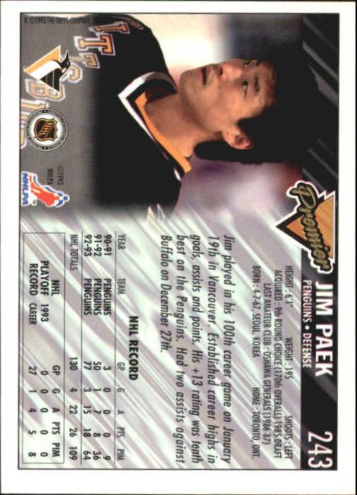 1993-94-Topps-Premier-Hk-s-1-250-Rookies-You-Pick-Buy-10-cards-FREE-SHIP thumbnail 451