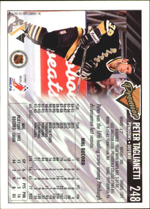 1993-94-Topps-Premier-Hk-s-1-250-Rookies-You-Pick-Buy-10-cards-FREE-SHIP thumbnail 459