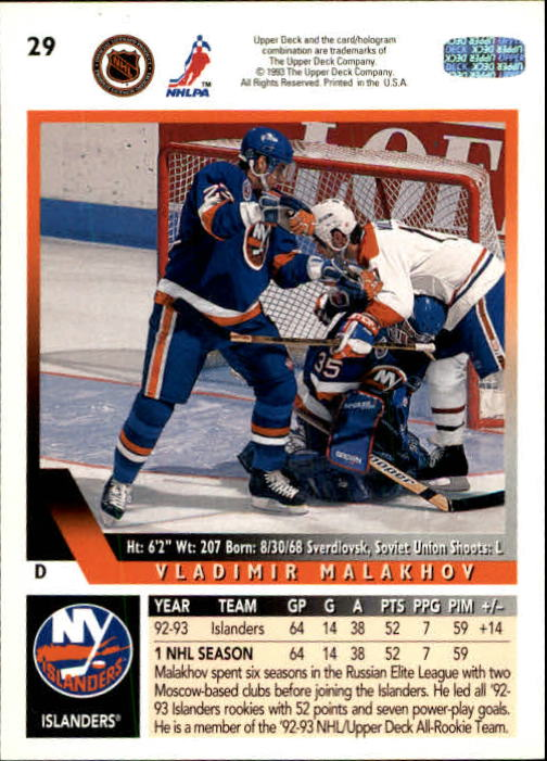 1993-94-Upper-Deck-Hk-039-s-1-250-Rookies-You-Pick-Buy-10-cards-FREE-SHIP thumbnail 29