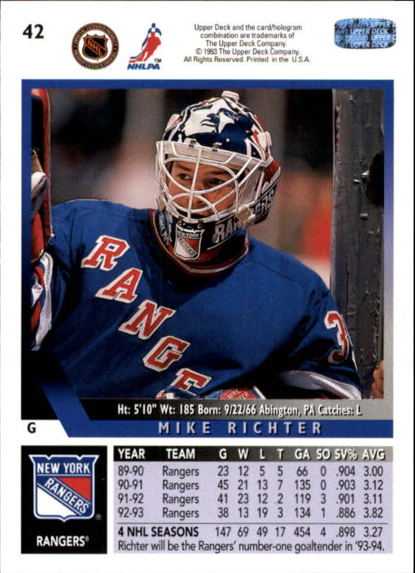 1993-94-Upper-Deck-Hk-039-s-1-250-Rookies-You-Pick-Buy-10-cards-FREE-SHIP thumbnail 41