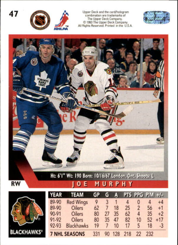1993-94-Upper-Deck-Hk-039-s-1-250-Rookies-You-Pick-Buy-10-cards-FREE-SHIP thumbnail 43