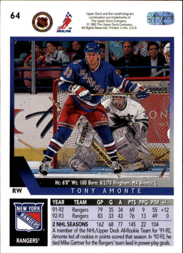 1993-94-Upper-Deck-Hk-039-s-1-250-Rookies-You-Pick-Buy-10-cards-FREE-SHIP thumbnail 55
