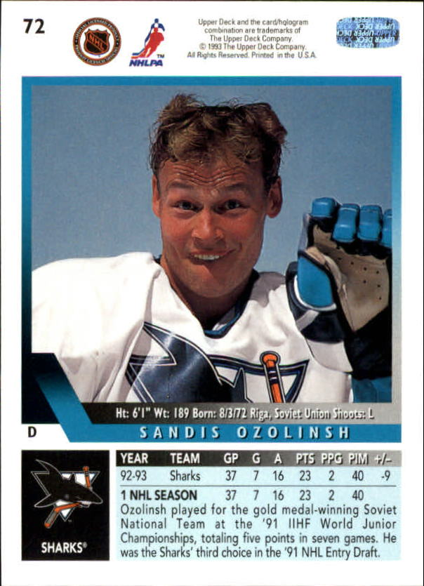 1993-94-Upper-Deck-Hk-039-s-1-250-Rookies-You-Pick-Buy-10-cards-FREE-SHIP thumbnail 61